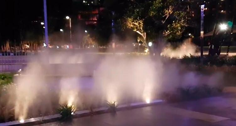 fog special effects sydney